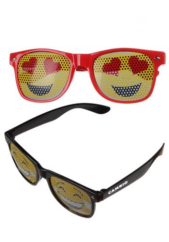 Emoji Mesh Glasses