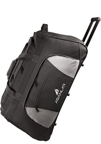 Customized Excel 26 in. Wheeled Travel Duffle Bags