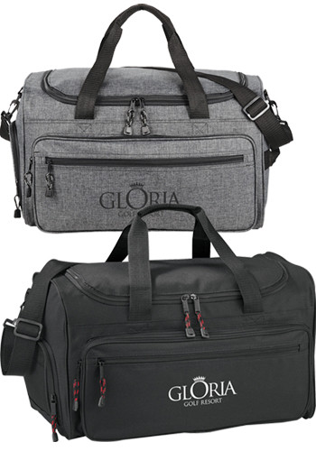 Personalized Excel Sport 18 in. Club Duffle Bags