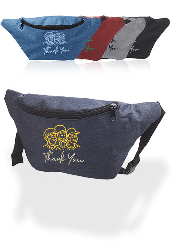 Personalized Excursion Polyester Fanny Packs