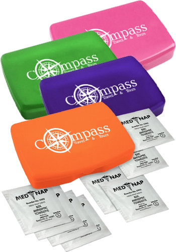 Bulk Express Antiseptic Towelette Kits