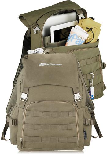 Custom Field & Co. Scout Laptop Backpacks
