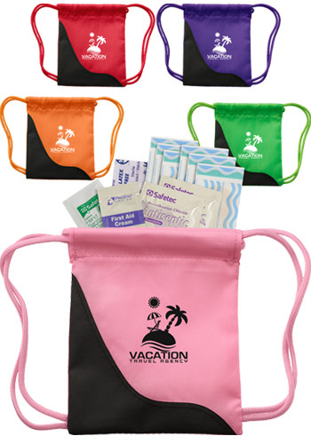 Personalized First Aid Kit Mini Sling Bags