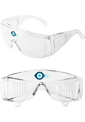 Bulk Fit Over Safety Glasses