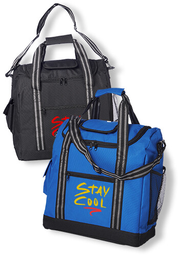 Wholesale Flip Flap Insulated Cooler Lunch Bags