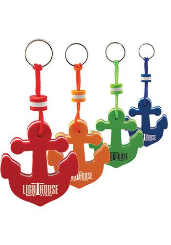 Custom Floating Anchor Keytags