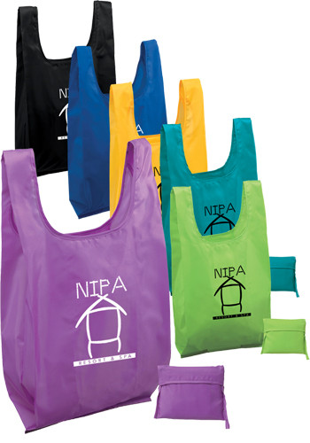 Foldable Polyester Tote Bags | BM40PT1223