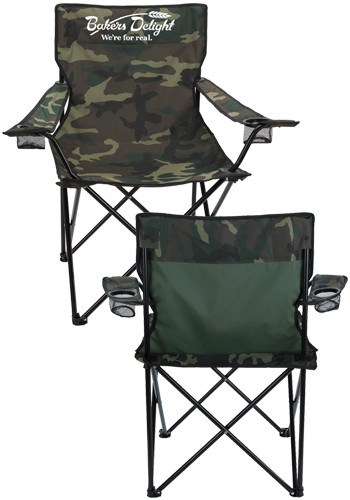 Wholesale Folding Camo Chairs With Carrying Bags
