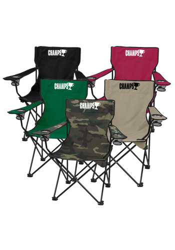 Personalized Folding Chairs With Carrying Bags