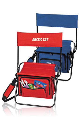 Folding Insulated  Cooler Chairs | SM7544