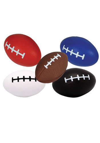 Promotional Football Stress Balls