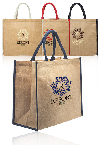 Eco Friendly Jute Tote Bags