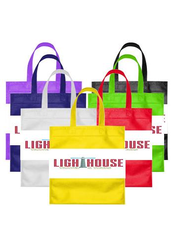 Custom Full Color Econo Bags