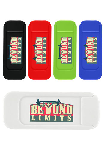 Promotional Full Color Security Webcam Covers