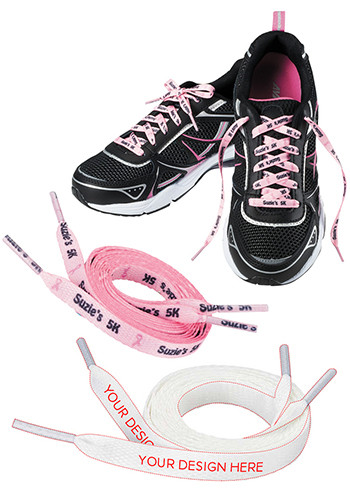 Customized Full Color Standard 27 in. Shoelaces