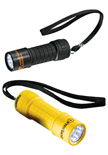 K35 Garrity 9 LED Flashlights   LE122555