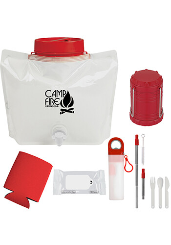 Glacier Camping Accessories Kit | X20406