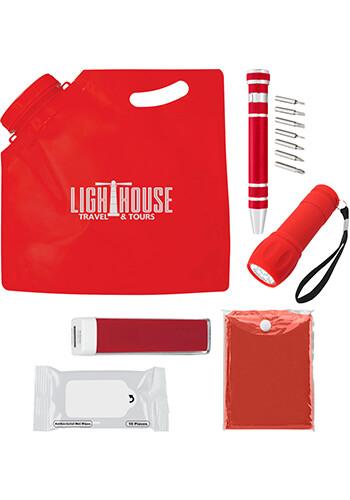 Bulk Glacier Emergency Preparedness Kit