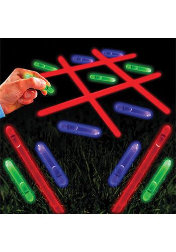 Glow In the Dark TIc Tac Toe Games