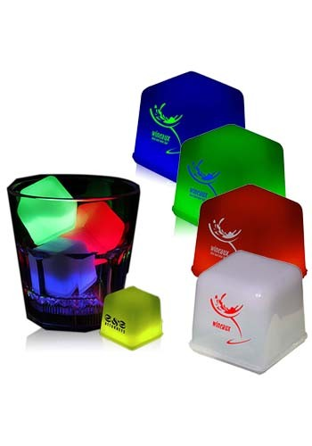 Glowing Ice Cubes | WCGSW43