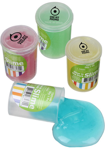 Promotional Glow Slime