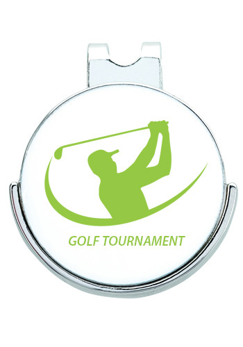 Wholesale Golfers Ball Marker Hat Clips