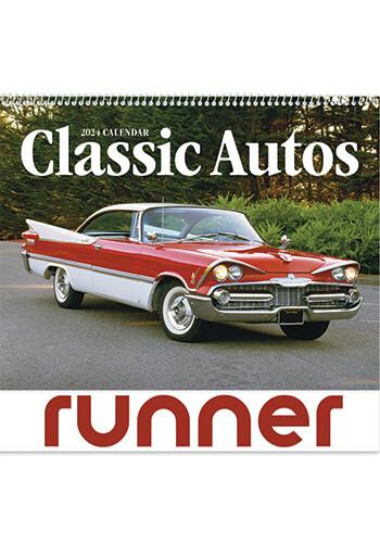 Good Value Classic Autos Spiral Calendars | X30214