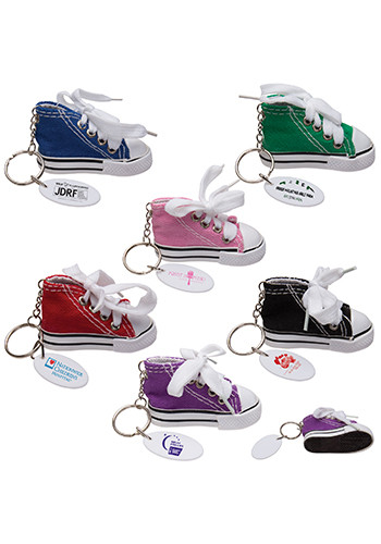 High Top Sneaker Keychains | IL755