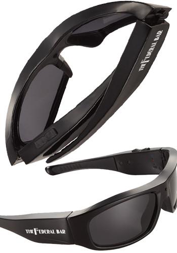 Camera Plastic Sunglasses