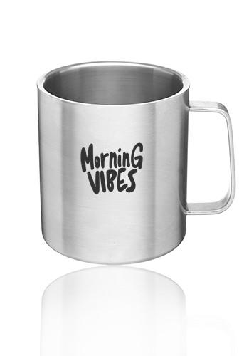 15 oz. Malva Stainless Steel Mugs | ST16