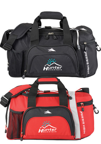Promotional High Sierra 22 in. Switch Blade Duffle Bags