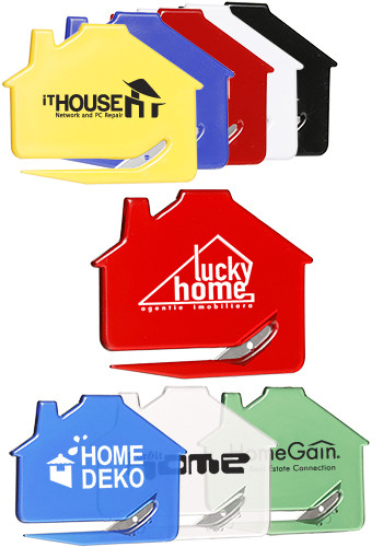 Customized House Letter Openers