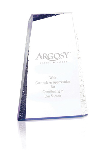 Customized Large Ice Mountain Awards