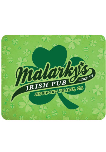 Irish Clover Mouse Pads | MPD16