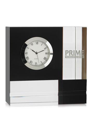 Customized Jaffa Color Block Clocks