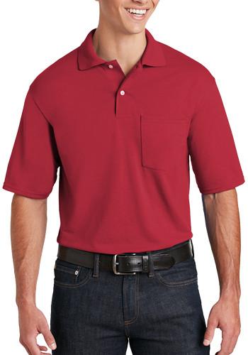Jerzees Spot Shield Jersey Knit Sport Shirts | 436MP