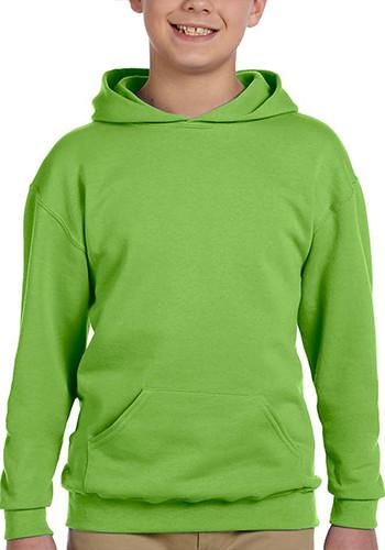 Jerzees Youth 8oz. NuBlend Fleece Pullover Hoods   996Y