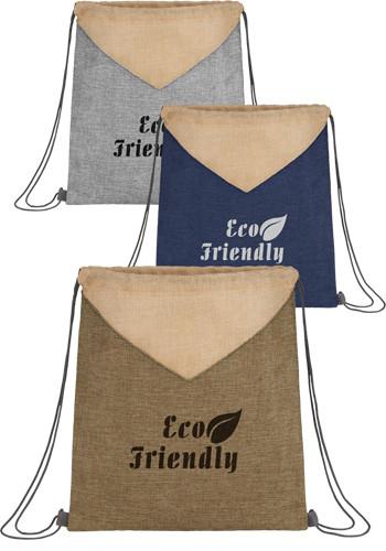 Bulk Kai Drawstring Bags