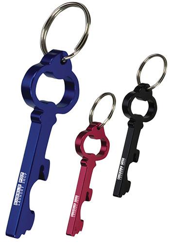 Key Shape Bottle Opener Key Rings | X20218