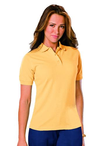 Blue Generation Ladies Short Sleeve Polo Shirts | BGEN6204