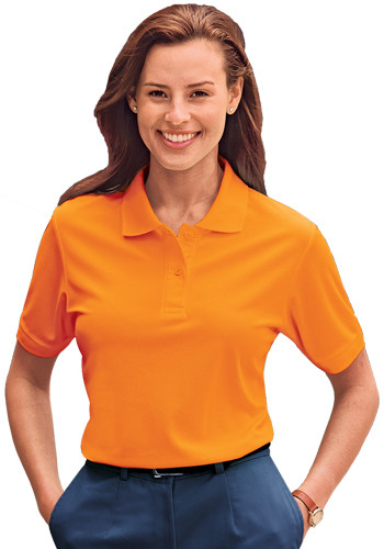 Blue Generation Ladies' Snag Resistant Wicking Polo Shirts | BGEN6224