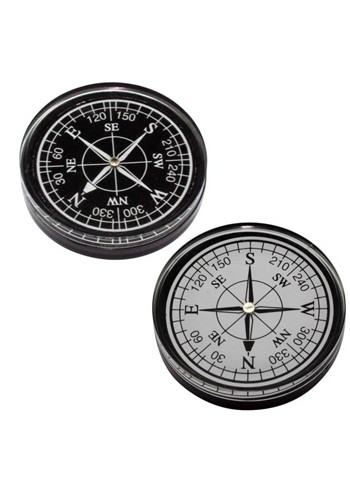 Promotional Large Metal Compass