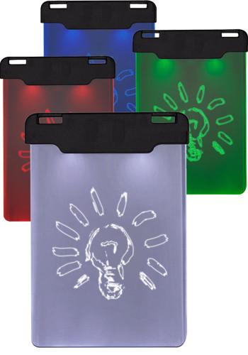 Bulk Sound-Activated LED Badges