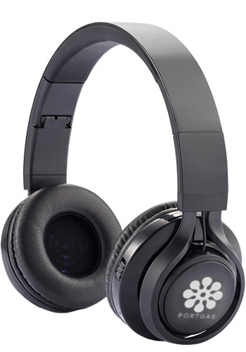 Led Logo Light Up Bluetooth Headsets   PLIT227
