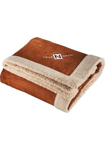Personalized Own Appalachian Sherpa Blankets