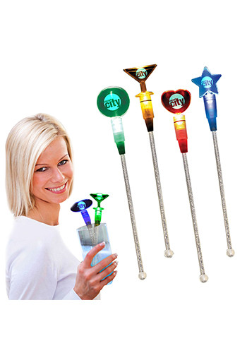 Light Up Stirrers | WCLIT81