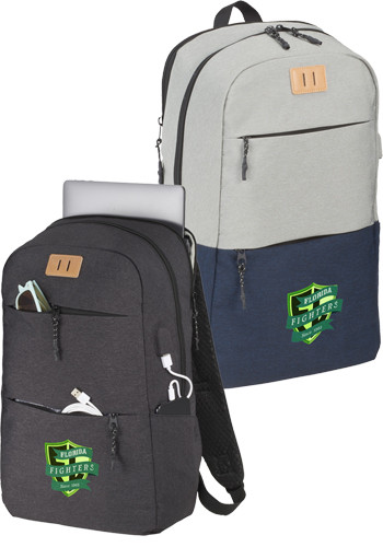 Customized Linden 15 Inch Computer Backpacks