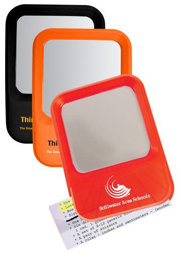 Custom Plastic Locker Mirrors