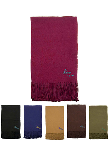 Customized Loft Throw Blankets