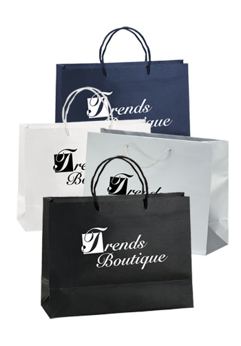 Matte Paper Bags
